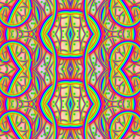 Glacia fabric by angelsgreen on Spoonflower - custom fabric