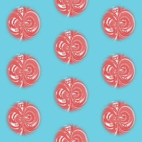 Pink Motion fabric by angelsgreen on Spoonflower - custom fabric