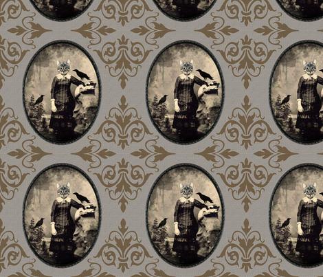 Tabitha Smith fabric by novelatelier on Spoonflower - custom fabric