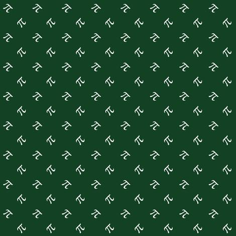 tiny pi diamonds (chalkboard) fabric by weavingmajor on Spoonflower - custom fabric
