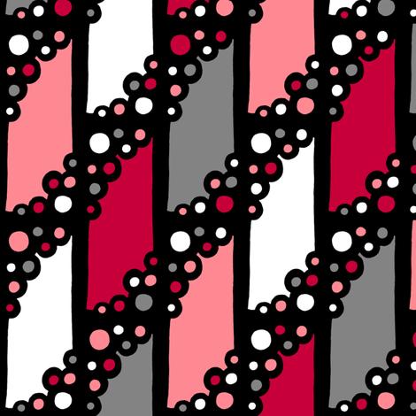 Pebble and Brick fabric by siya on Spoonflower - custom fabric