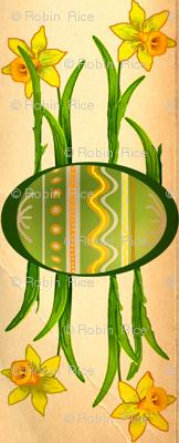 Easter Egg Polka Dots