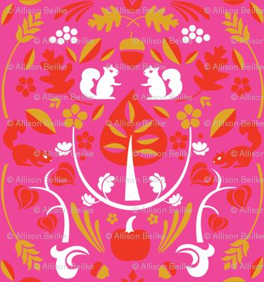 Autumn Harvest Pink