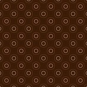Dark Chocolate Circles © Gingezel™ Inc. 2011