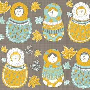 Autumnish Mamushkas