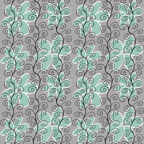 Funky Scroll fabric by angelaanderson on Spoonflower - custom fabric
