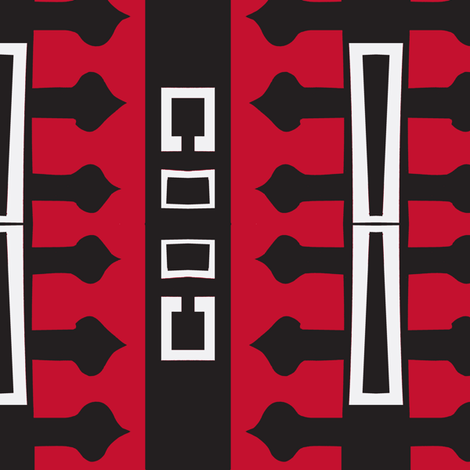 Fasteners fabric by boris_thumbkin on Spoonflower - custom fabric