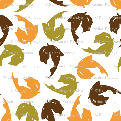 spoonflower---leaf