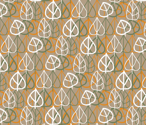 bright_autumn fabric by wiccked on Spoonflower - custom fabric