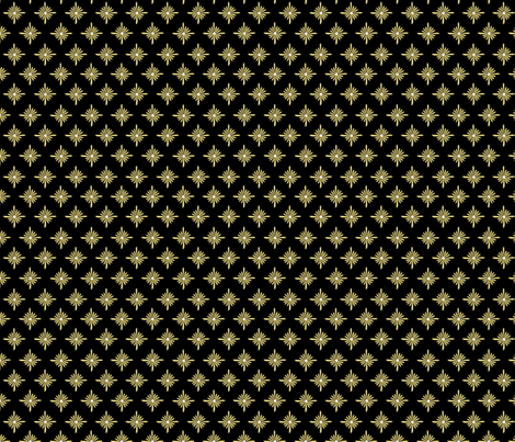 All that Glitters - Evening Star fabric by glimmericks on Spoonflower - custom fabric