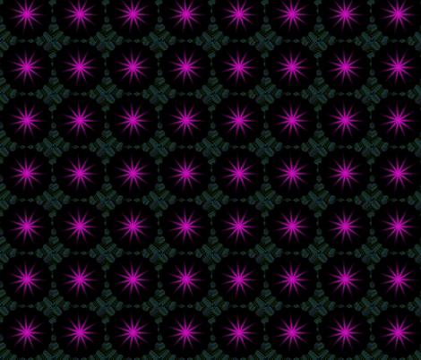 Christmas Star Lila fabric by angelsgreen on Spoonflower - custom fabric