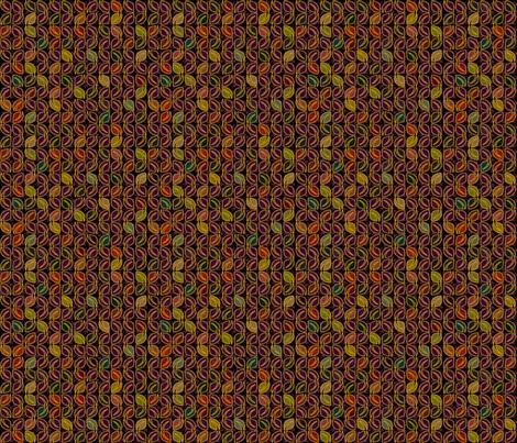 Fallen Jewels fabric by glimmericks on Spoonflower - custom fabric