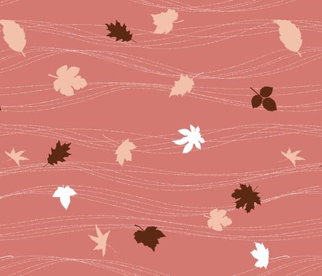 Breezy fabric by chelsgus on Spoonflower - custom fabric