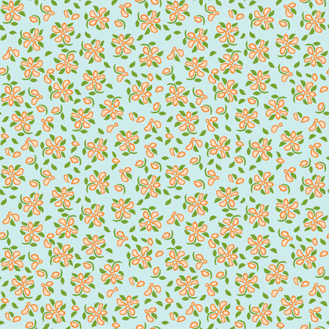 eyelet_4_f_2_blue-ch-ch-ch-ch-ch-ch-ch-ch-ch-ch-ch-ch fabric by khowardquilts on Spoonflower - custom fabric