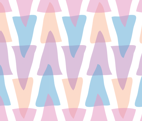 acute stripe in may pole fabric by burjeune on Spoonflower - custom fabric