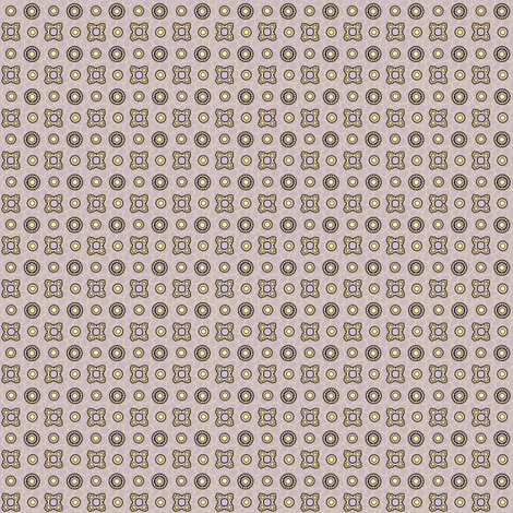Rose d'Or and Pearls fabric by glimmericks on Spoonflower - custom fabric