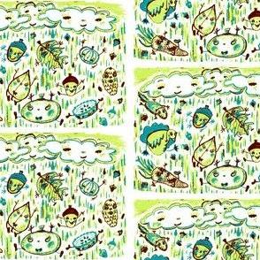 It's Raining Autumn Goodies!
