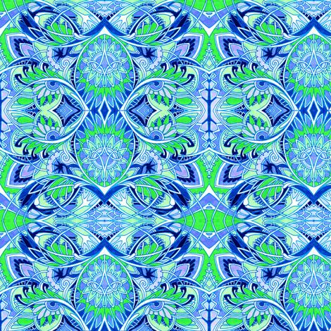 Salad Days fabric by edsel2084 on Spoonflower - custom fabric