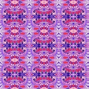 Summer of Lavender Love In Nouveau