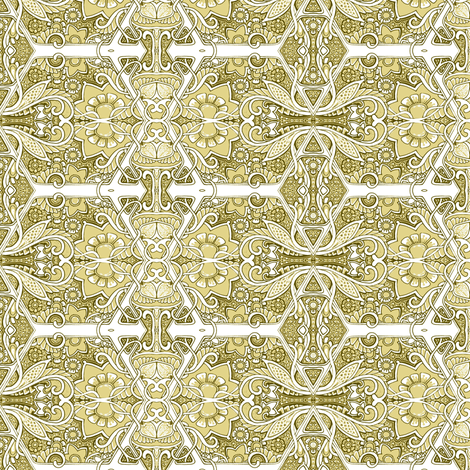 Why The Victorians Needed Claritin fabric by edsel2084 on Spoonflower - custom fabric
