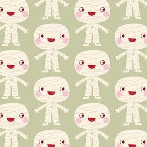 Mummy fabric