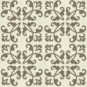 Navajo Linen Weave