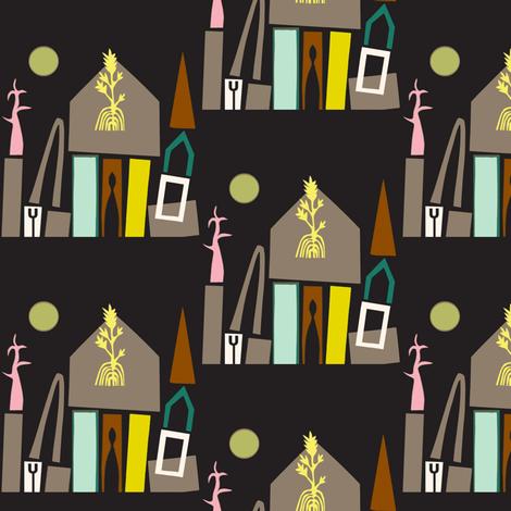 Sukkot fabric by boris_thumbkin on Spoonflower - custom fabric