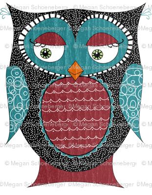 Owlivia the Owl