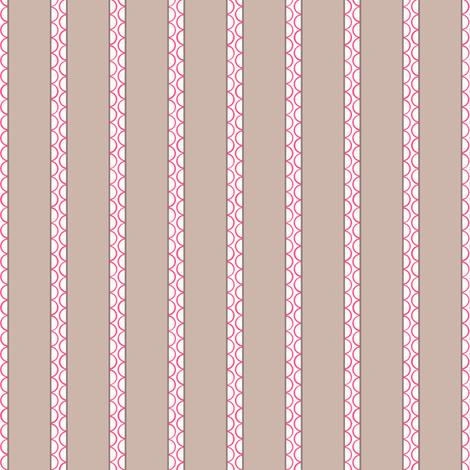 Ribbon Stripe fabric by natitys on Spoonflower - custom fabric