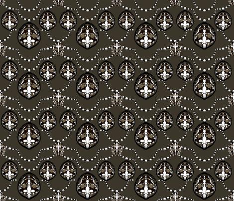 Autumn_dewels fabric by adranre on Spoonflower - custom fabric