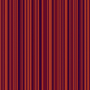 4th Doctor's Fall Scarf Stripe
