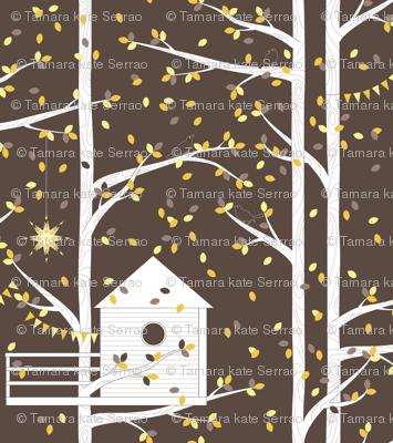 Treetop Getaway - Night - 5 colour