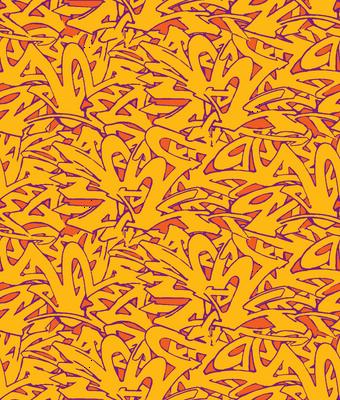 wildstyle yellow/orange