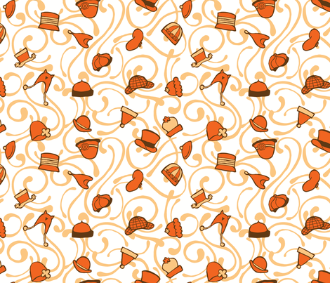 WindyCapers fabric by jtterwelp on Spoonflower - custom fabric