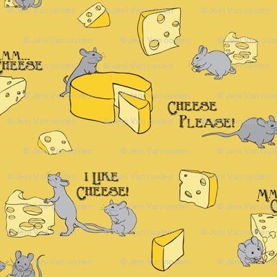 I Like Cheese!