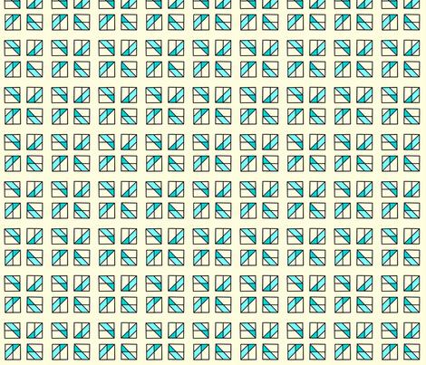 Box Mosaic 6 fabric by zigzagza on Spoonflower - custom fabric