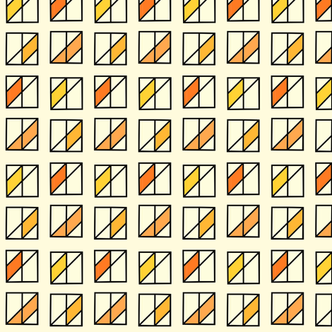 Box Mosaic 4 fabric by zigzagza on Spoonflower - custom fabric