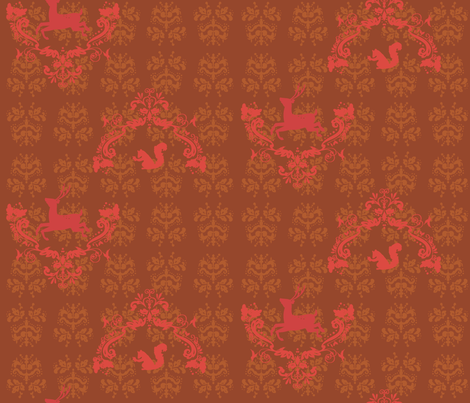 fall2011 fabric by nikky on Spoonflower - custom fabric