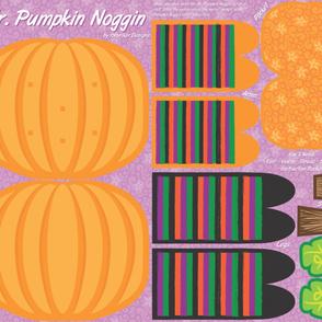 Mr. Pumpkin Noggin