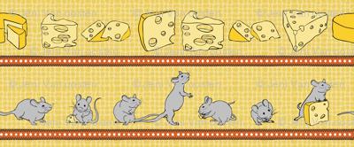 I Like Cheese-Stripe