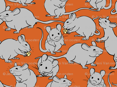 I Like Cheese Mice