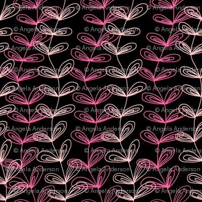 Vines in Pink