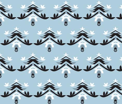 ladeeda fabric by junej on Spoonflower - custom fabric