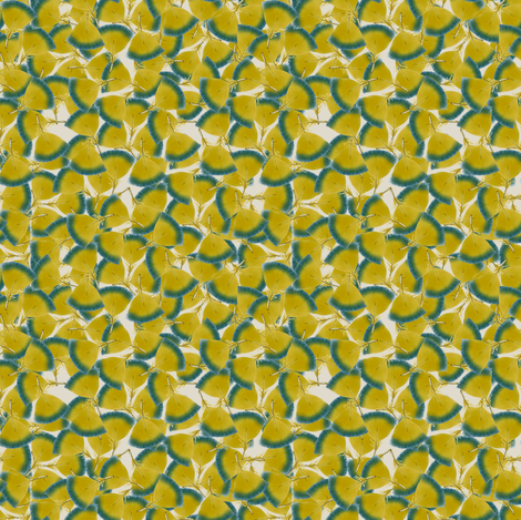 Feather Brained fabric by miart on Spoonflower - custom fabric