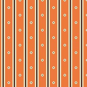 Spiced Pumpkin Stripe