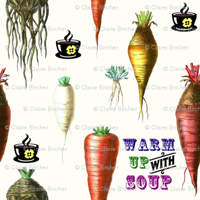 A Soupcon of Roots