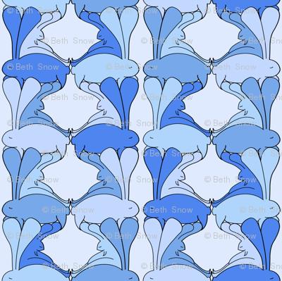 Aplin Bunnies - Bluebell
