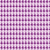 Purple dancers small