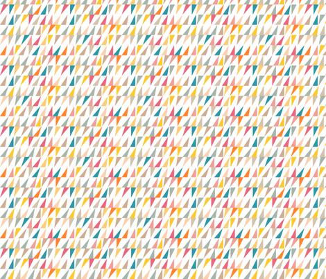 pennants fabric by brokkoletti on Spoonflower - custom fabric