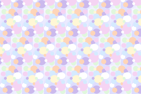 BABYBUBBLES2 fabric by sewbiznes on Spoonflower - custom fabric